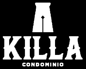 Proyecto Killa Logo formato escala de grises